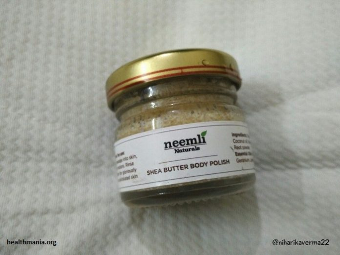 Shea Butter Body Polish