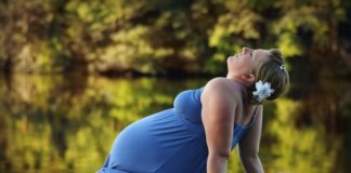 yoga poses during pregnancy