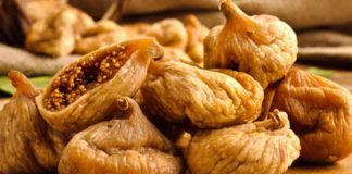 Health benefits of dried organic figs