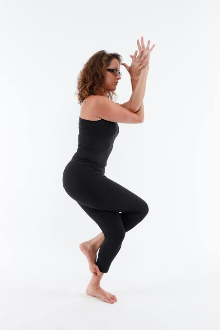 Garudasana (power yoga)
