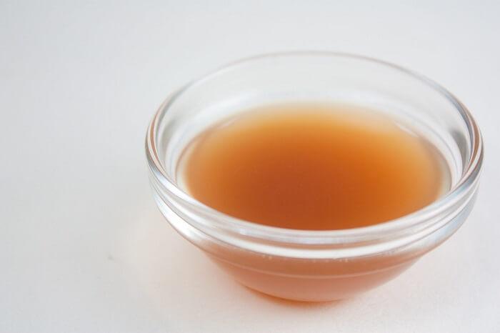apple cider vinegar teeth whitening