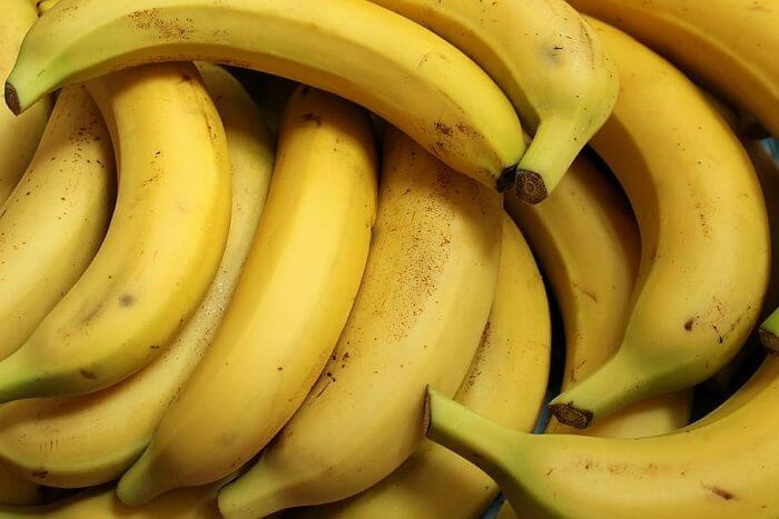 bananas teeth whitening