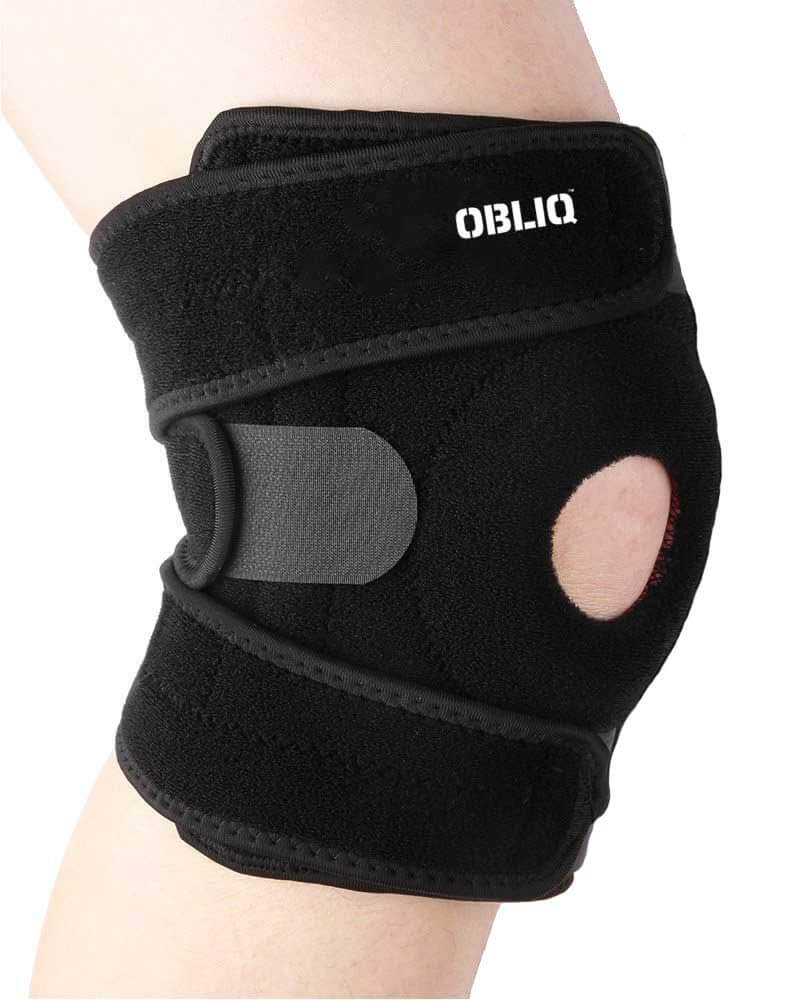 OBLIQ Hinged Knee Braces