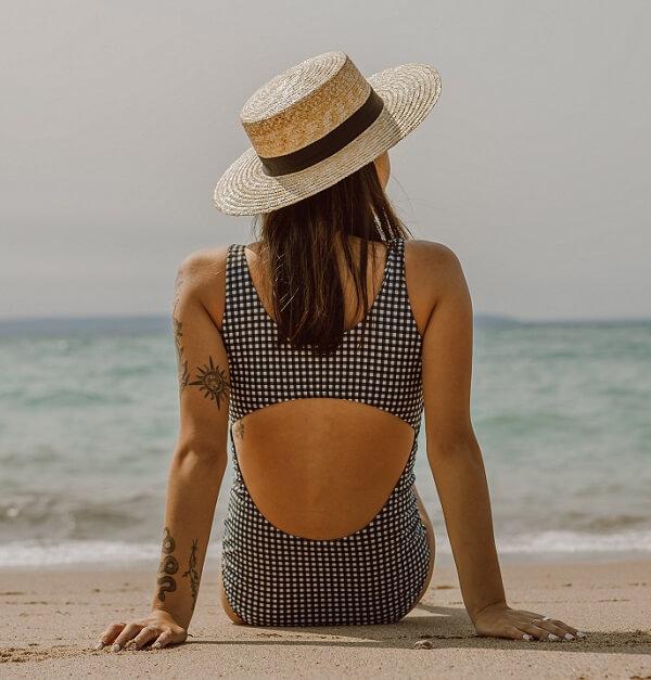 sun tan removal